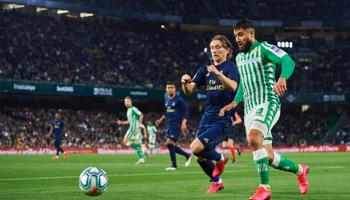 Betis – Real Madrid : Pellegrini aimerait continuer la série d'invincibilité