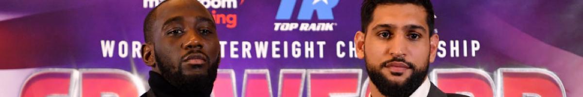 Crawford - Khan : Avantage au champion Américain