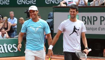 Roland Garros Messieurs : Nadal vers un treizième titre