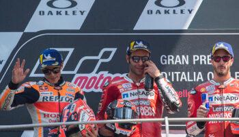 Moto GP d'Italie Mugello
