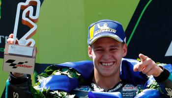Moto GP de Catalogne : quatre pilotes avec une cote à 4