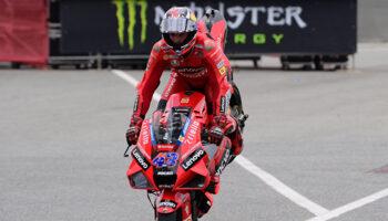 Moto GP d'Allemagne : propriété de Marc Marquez depuis 2010