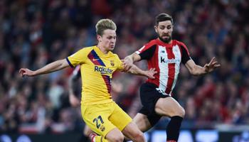 Barcelone – Bilbao : l'Athletic n'a plus encaissé contre le Barça depuis 3 matchs