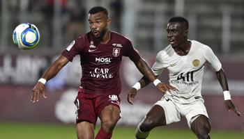 PSG – Metz : qui marquera son premier point, son premier but ?