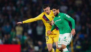 Real Betis – Barcelone : le Barça vient d'enchainer 5 victoires
