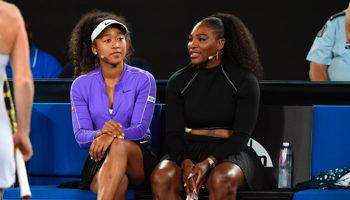 US Open Dames : Osaka et Serena Williams sont les favorites