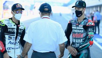 Moto GP de Saint-Marin : nouvel asphalte