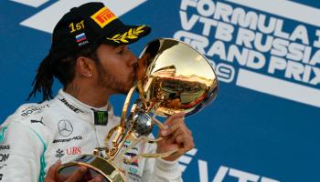 F1 GP de Russie : L'écurie Mercedes s'est toujours imposée à Sotchi