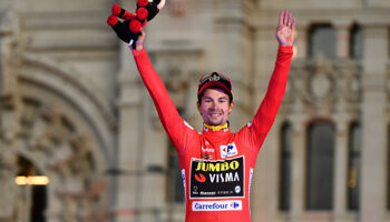 Vuelta 2021 : jamais deux sans trois pour Roglic