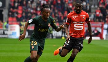 Stade Rennais – Monaco : l'ASM n'a plus perdu à Rennes depuis 2014