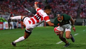 Japon – Afrique du Sud : futur adversaire du XV de France ?
