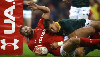 Pays de Galles – Afrique du Sud : les Springboks retournent en finale