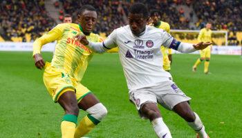 TFC FC nantes championant france football