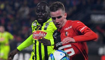 Angers – Rennes : premier huitième de finale de la Coupe