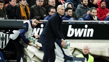 Real Madrid – Valence : match de niveau Ligue des Champions