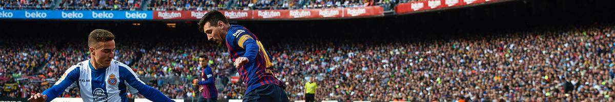 FC Barcelone Espanyol championnat espagne football