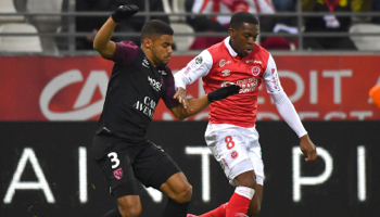 Metz – Reims : dernier tiers du tableau