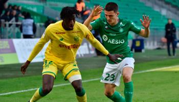 Nantes – St-Etienne : l'ASSE invaincu depuis 4 saisons à la Beaujoire