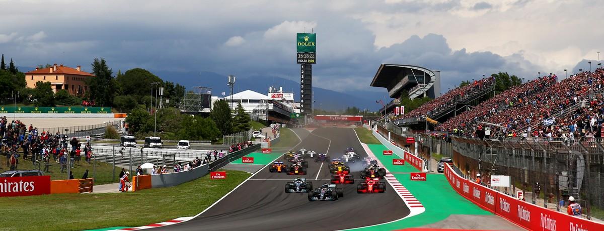 Circuit de Catalogne