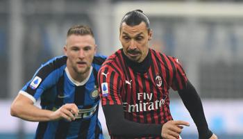 Inter – Milan : derby della Madonnina