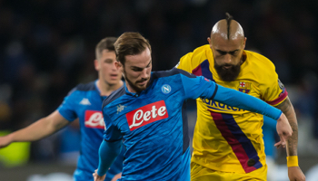 Barcelone – Naples : la LdC pour sauver la saison