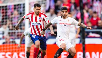 Atlético – Séville : deux équipes Ligue des Champions