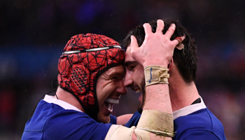 Six Nations : le XV de France fait partie des nations qui comptent