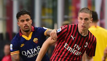 Milan AC – AS Rome : les Rossoneri sont parfaits pour le moment
