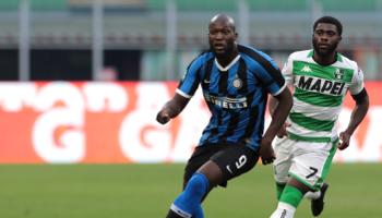 Sassuolo – Inter : les 2 meilleures attaques de la Serie A