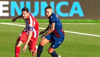 Levante – Atlético Madrid : Match retour dans trois jours
