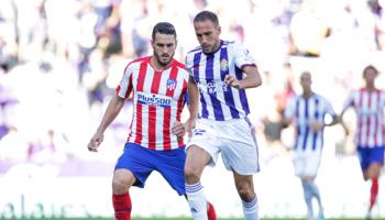 Atlético – Valladolid : première au Wanda depuis la crise