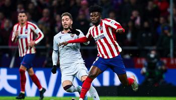 Levante – Atlético Madrid : Levante a fait tomber les gros sur son terrain