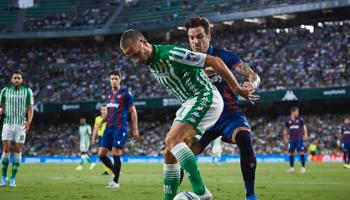 Levante – Betis : match du ventre mou de la Liga