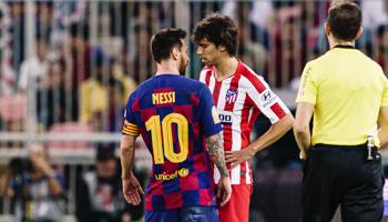 Barca – Atlético : choc de Liga avec une opposition de style