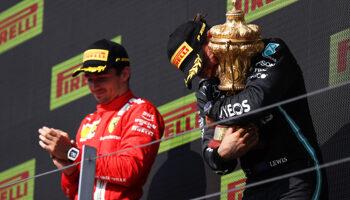 F1 GP d'Hongrie : Hamilton ne lâche pas son titre