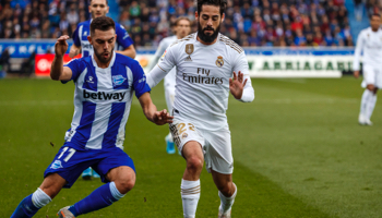 Real Madrid – Alaves : 1-0 sur penalty ?