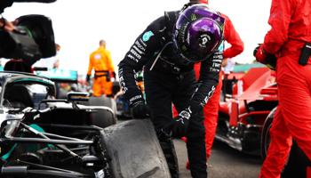 F1 GP de Grande Bretagne : deux Mercedes aux avant-postes