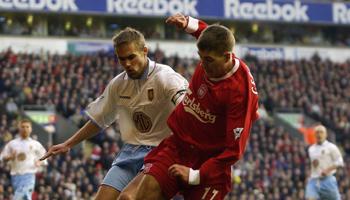 Liverpool – Aston Villa : record de 100% de victoires à défendre
