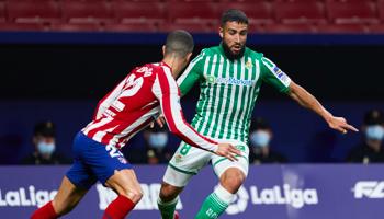 Atlético – Betis : jamais le Betis n'a marqué sur ce terrain