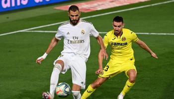 Villarreal – Real Madrid : deux équipes en haut de classement