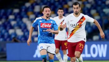 AS Rome – Naples : duel pour une place d'honneur