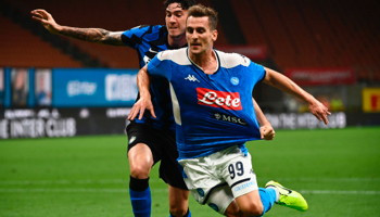 Inter – Naples : deux prétendants sérieux au titre