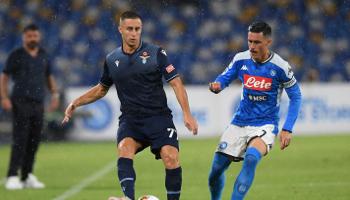Lazio – Naples : les Biancocelesti n'ont gagné qu'un match dans leur stade