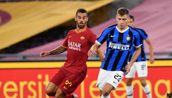 AS Rome – Inter : 5 matchs nuls consécutifs