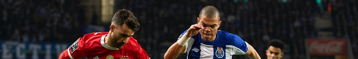 Primeira Liga : plutôt Porto ou Benfica ?
