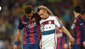 Barça – Bayern : 5 Ligues des Champions chacun