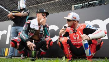 Moto GP Autriche : qui prendra le taureau par les cornes sur le circuit Red Bull ?