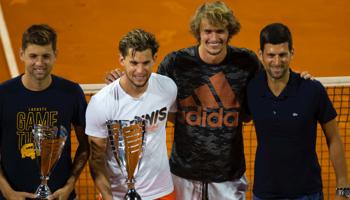 US Open Messieurs : jamais le même vainqueur depuis Federer