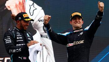 F1 GP de Belgique : Hamilton et Verstappen favoris communs