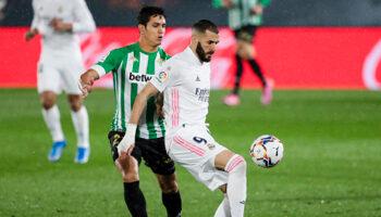 Betis - Real Madrid : Pellegrini aimerait continuer la série d'invincibilité